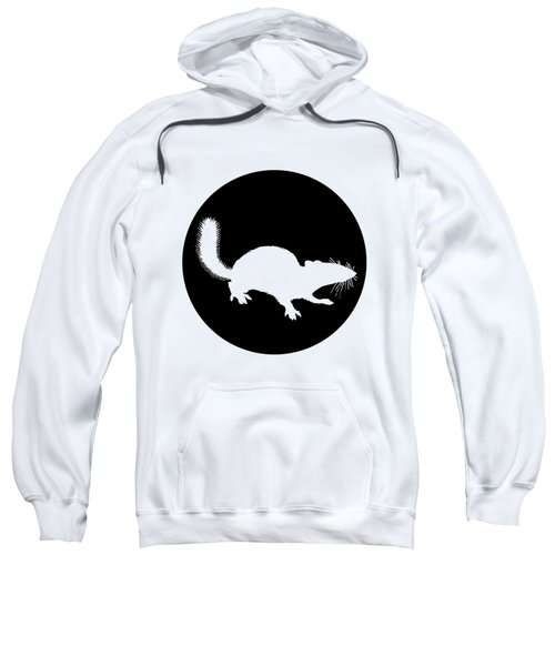 Squirrel Sweatshirt by Mordax Furittus