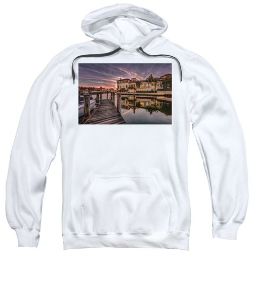 Sunrise At Naples, Florida Sweatshirt