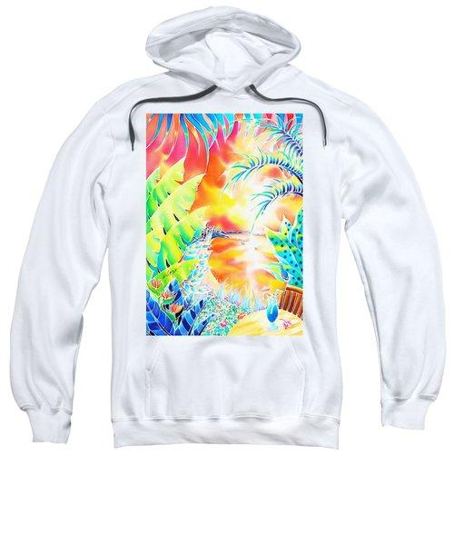 Sunset Cocktail Sweatshirt
