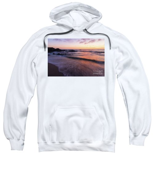 Sunset Over Laguna Beach   Sweatshirt