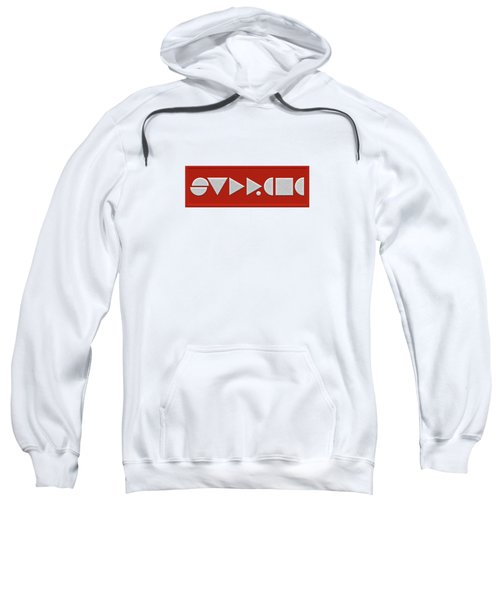 Supreme Being Embroidered Abstract - 1 Of 5 Sweatshirt