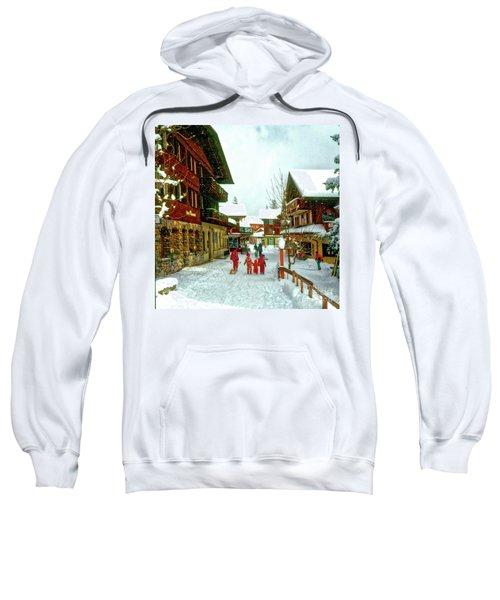 Switzerland Alps Sweatshirt
