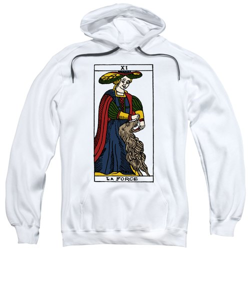 Tarot Card Strength Sweatshirt