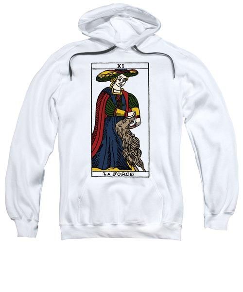 Tarot Card Strength Sweatshirt