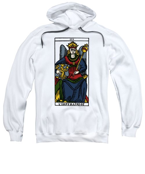 Tarot Card The Empress Sweatshirt