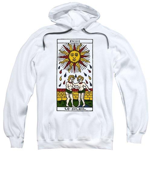 Tarot Card The Sun Sweatshirt