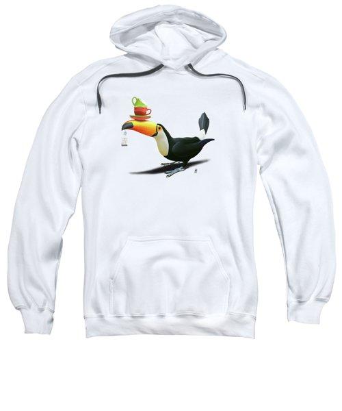 Tea For Tou Wordless Sweatshirt