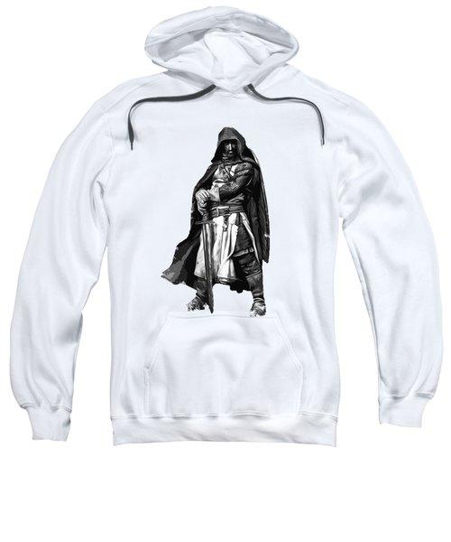 Templar Medieval Warrior Sweatshirt