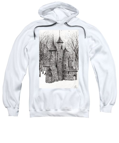 The Castle In The Forest Of Findhorn Sweatshirt