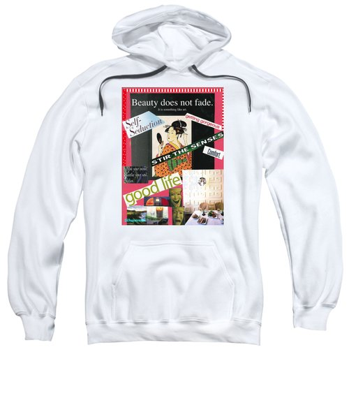 The Essence Of Beauty Sweatshirt