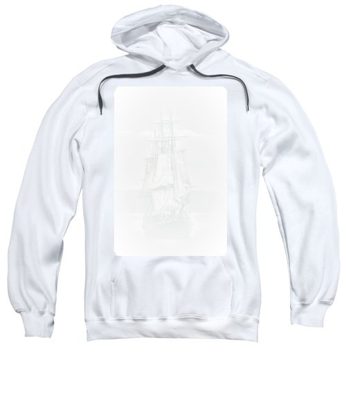 The Ghost Ship Sweatshirt by David Patterson