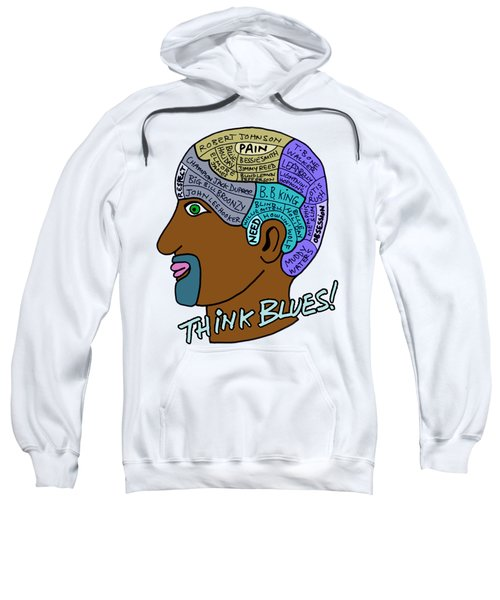 Think Blues Sweatshirt