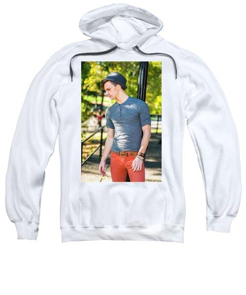 Thinking Outside Sweatshirt