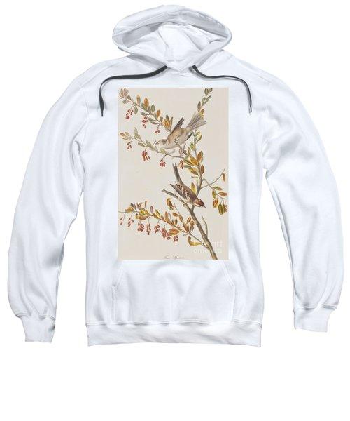 Tree Sparrow Sweatshirt by John James Audubon