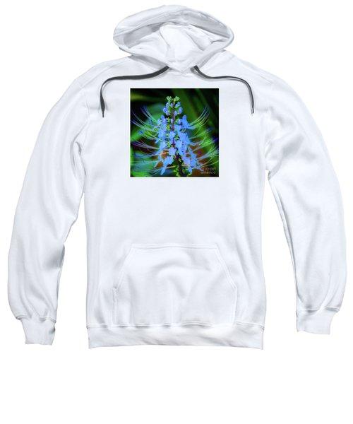 Tropical Plants And Flowers In Hawaii Sweatshirt