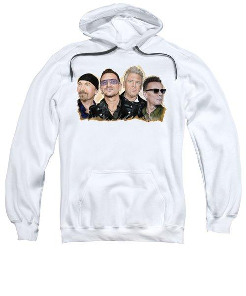 U2 Band Sweatshirt