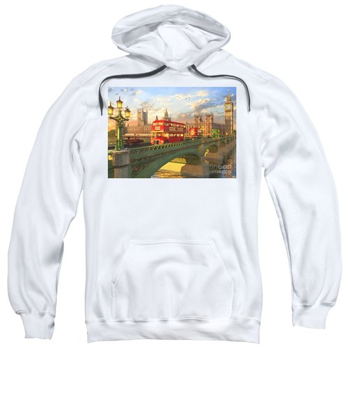 Westminster Bridge Sweatshirt