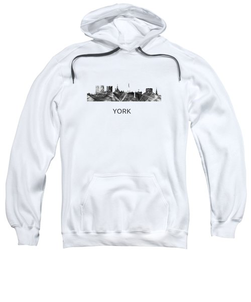 York Skyline England Sweatshirt