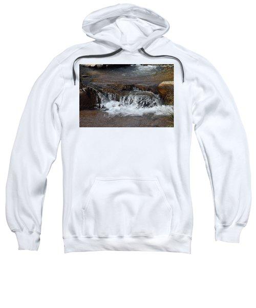 Waterfall Westcliffe Co Sweatshirt