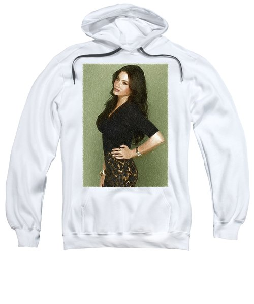 Celebrity Sofia Vergara  Sweatshirt