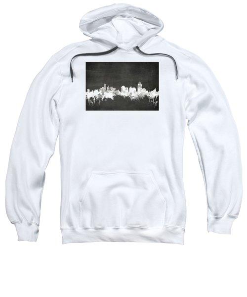Cincinnati Ohio Skyline Sweatshirt
