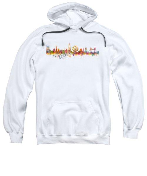London Skyline Sweatshirt