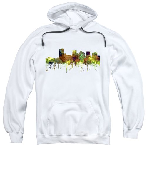 Phoenix Arizona Skyline Sweatshirt