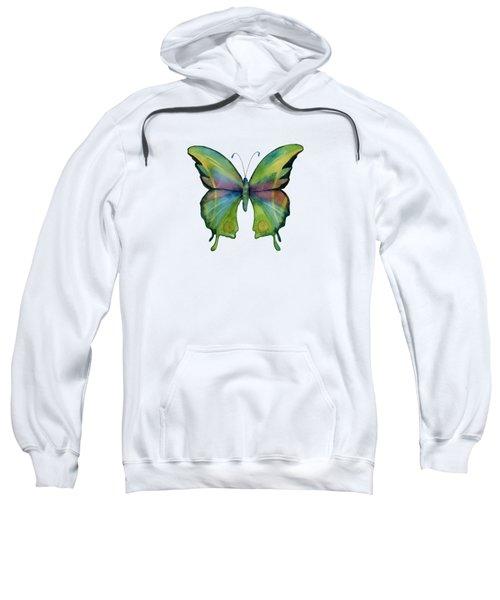 11 Prism Butterfly Sweatshirt