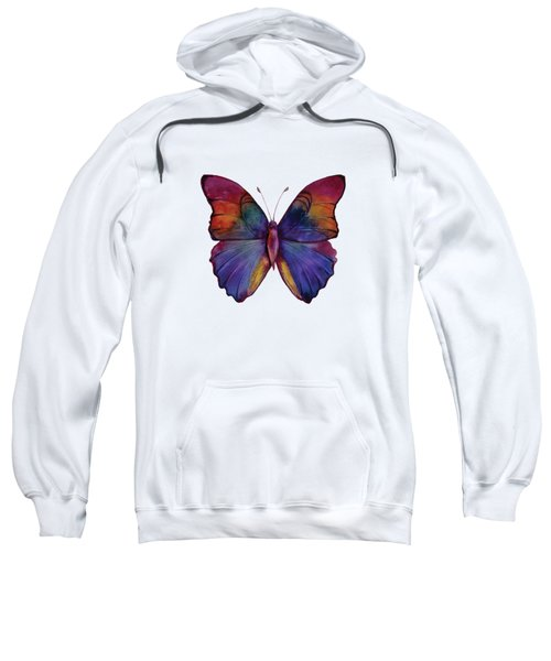 13 Narcissus Butterfly Sweatshirt
