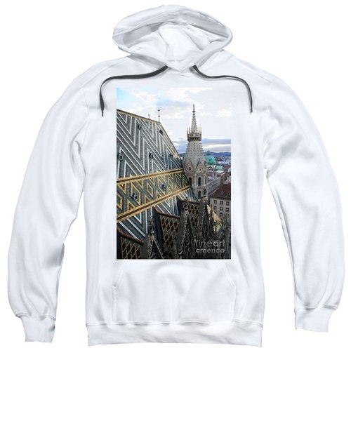 St Stephens Cathedral Vienna Sweatshirt