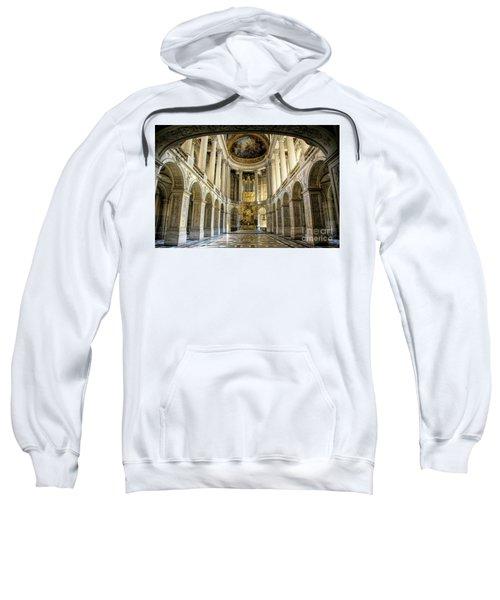 1700 Architecture Interior Versailles France  Sweatshirt