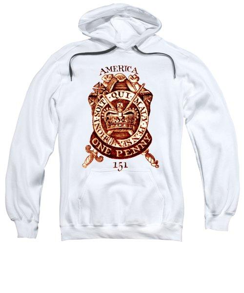 1765 American Tax Stamp Sweatshirt