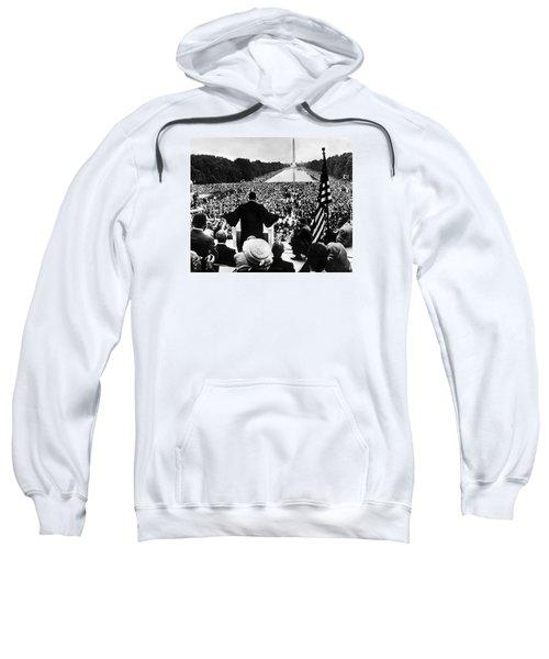 Martin Luther King Jr Sweatshirt by American School