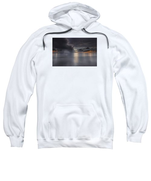 Sunst Over The Ocean Sweatshirt