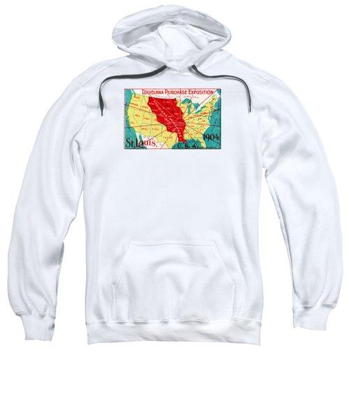 1904 Louisiana Purchase Exposition Sweatshirt