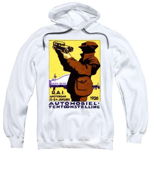 1926 Dutch Car Show Sweatshirt
