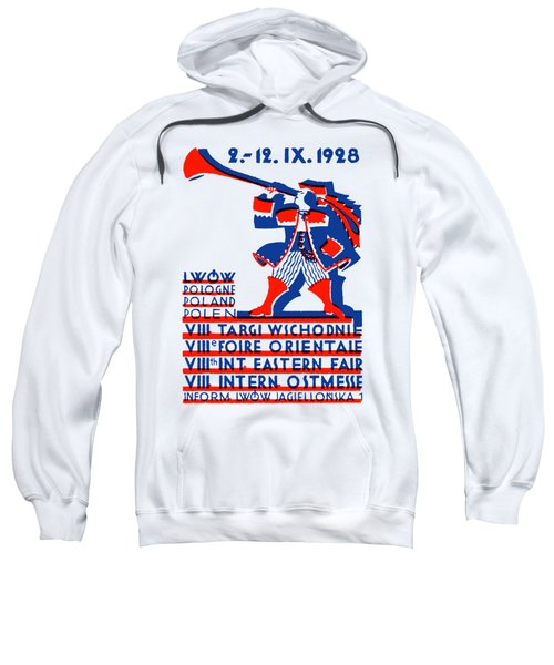 1928 Lwow Eastern International Fair Sweatshirt