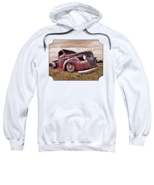 1941 Rusty Chevrolet Sweatshirt