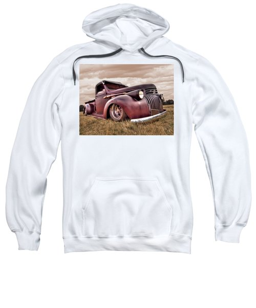 1941 Rusty Chevrolet Sweatshirt