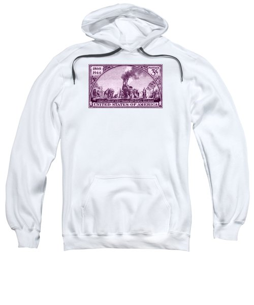 1944 Transcontinental Railroad Sweatshirt