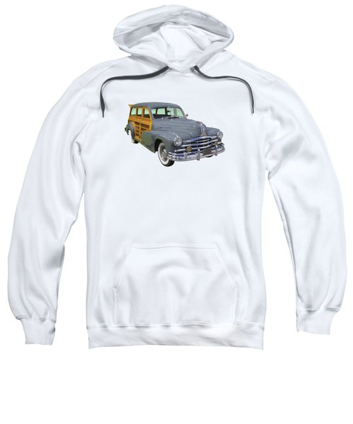 1948 Pontiac Silver Streak Woody Sweatshirt