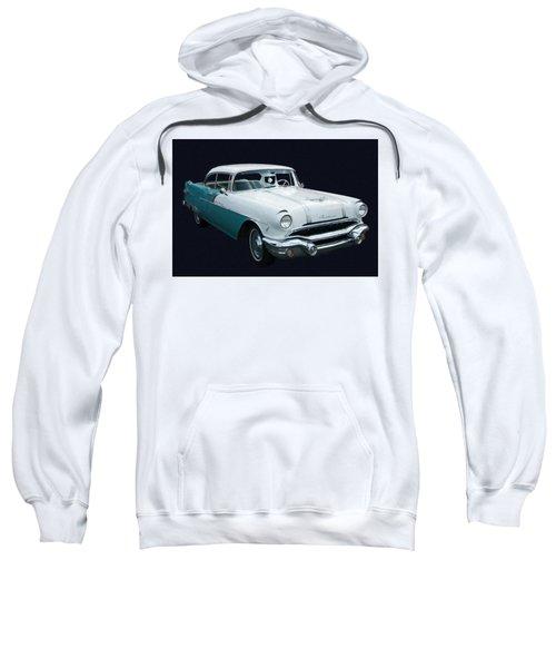 1956 Pontiac Star Chief Digital Oil Sweatshirt