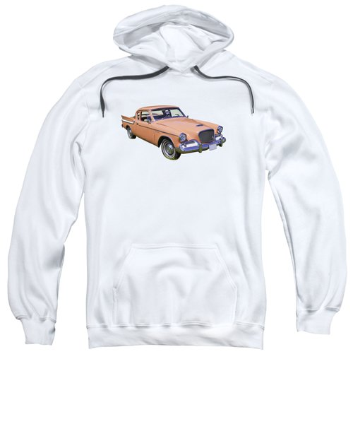 1961 Studebaker Hawk Coupe Sweatshirt