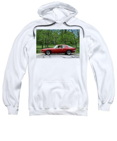1963 Studebaker Avanti Coupe Sweatshirt