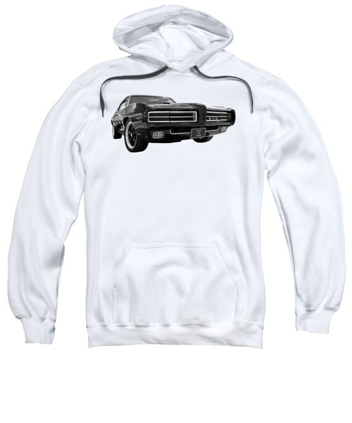 1969 Pontiac Gto The Goat Sweatshirt by Gill Billington