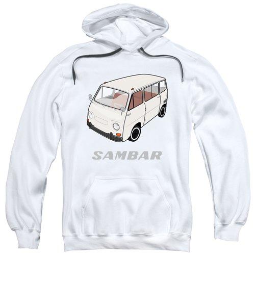 1970 Subaru Sambar Van Sweatshirt