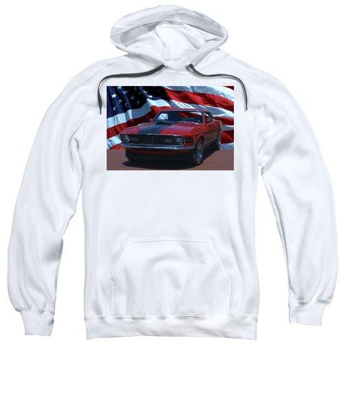 1970 Mustang Mach I Sweatshirt