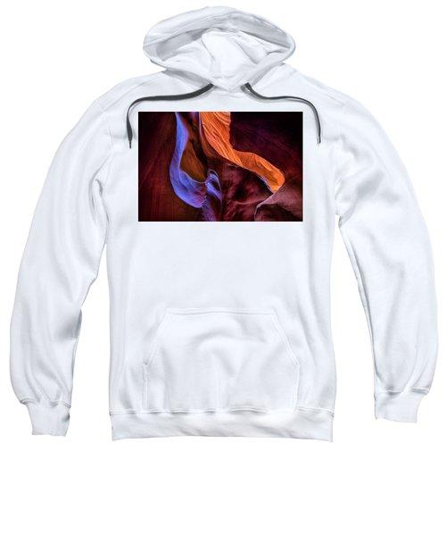 Antelope Canyon Colors Sweatshirt