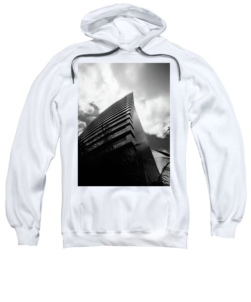Architecture And Building Sweatshirt by Cesar Vieira