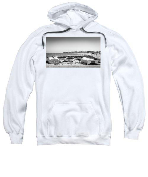 Boats. Sweatshirt